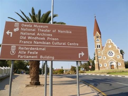 Deutsche Sprache Namibia