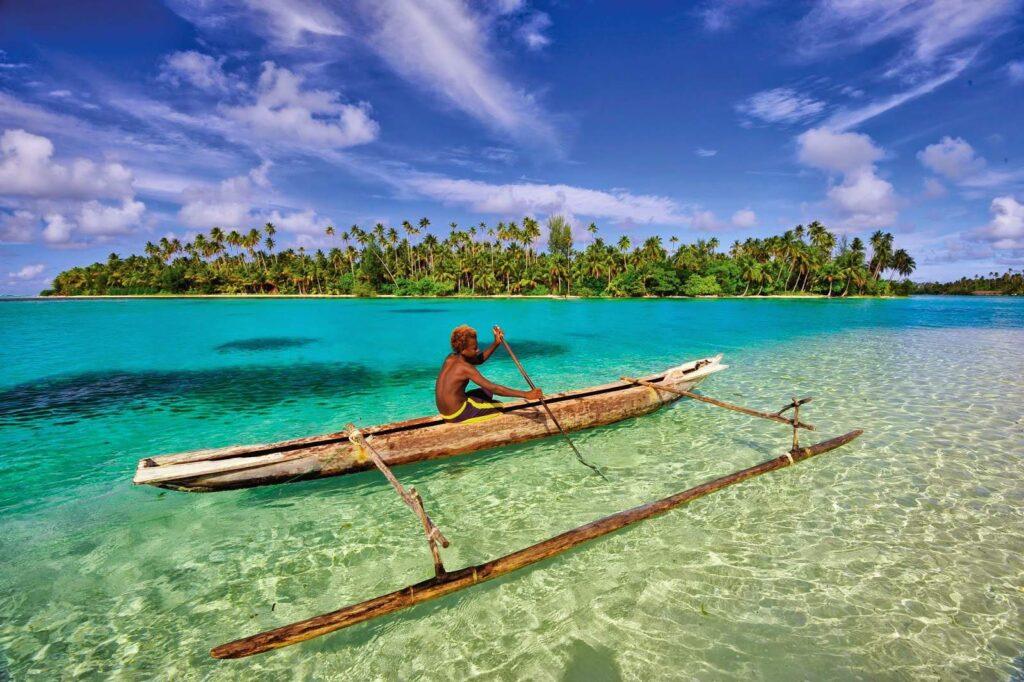 strand papua