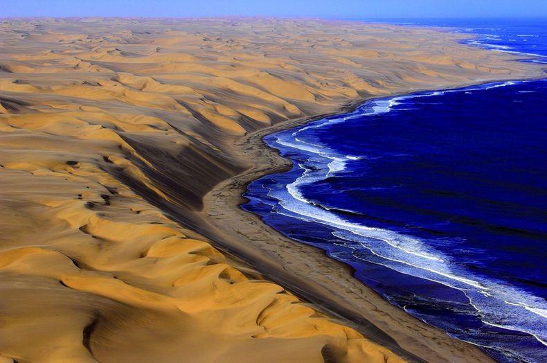Küste Namibia