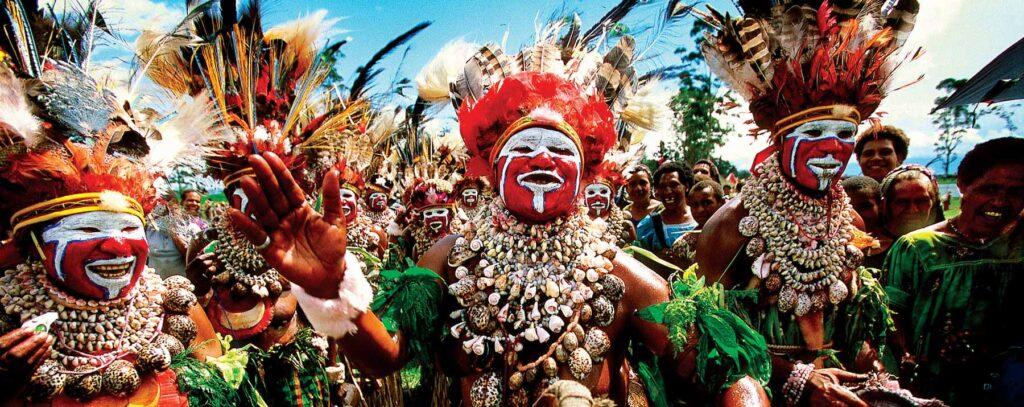 culture papua