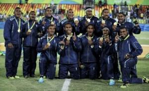 fidschi olympisches gold