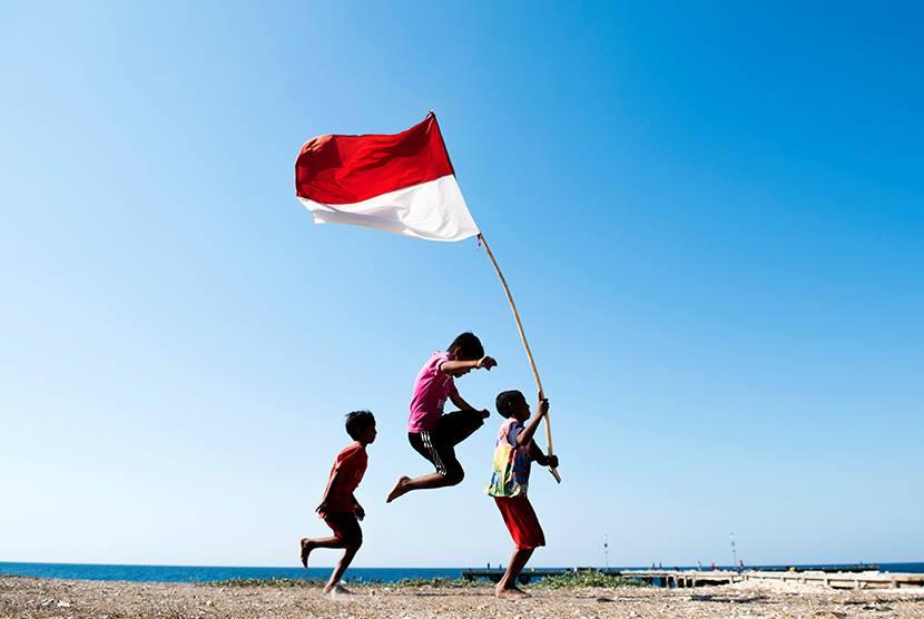 unabhängigkeit indonesien