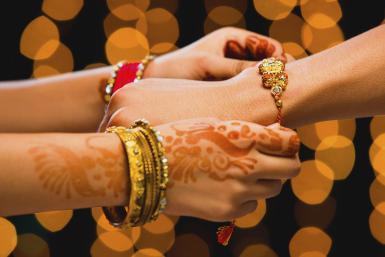 armband raksha bandhan