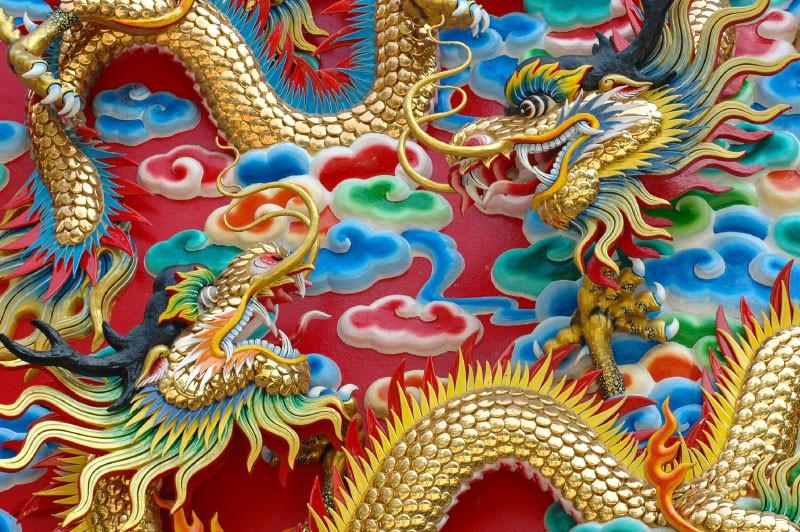 drachen china